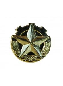 Rozeta SDH 14mm zlatá