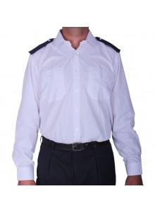 Košile bílá DR PILOT...