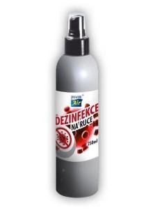 Desinfekce na ruce 250ml